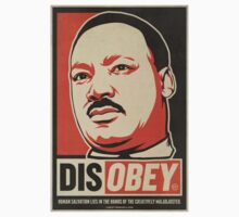 MLK Disobey Kids Clothes