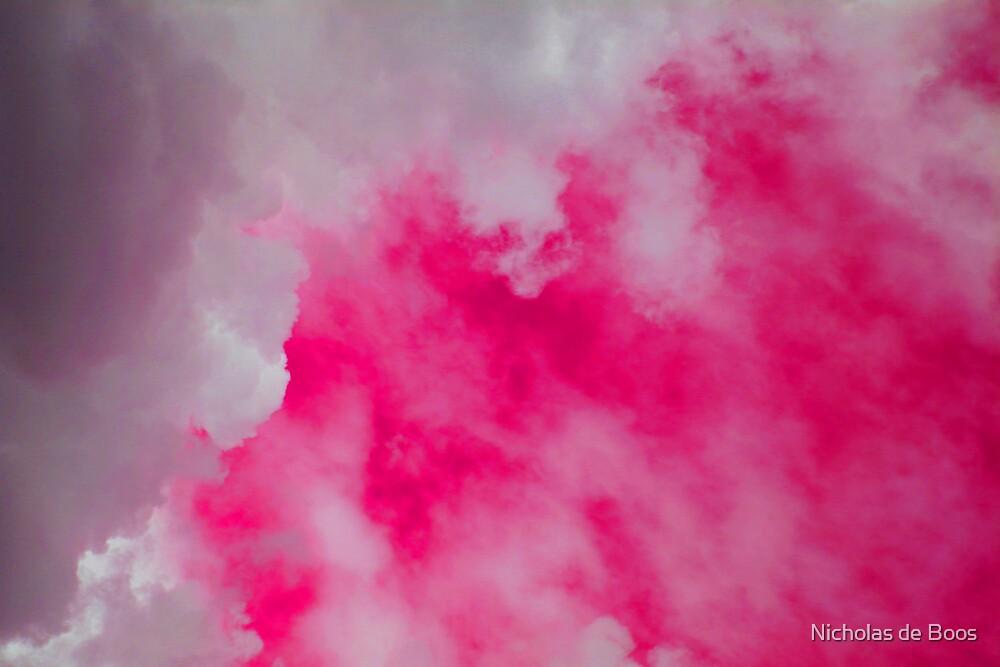 Cloud Pink by Nicholas de Boos