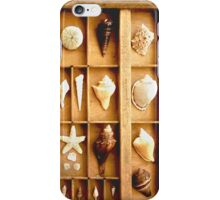 Printer's Drawer iPhone Case/Skin