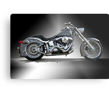 Custom Harley Davidson 'Studio' 1 Metal Print