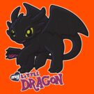 My Little Dragon by Letter-Q