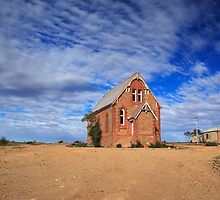 Silverton Church by Mark Ingram