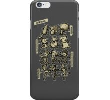 Food Chain iPhone Case/Skin