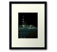 WDVMM - 0126 - Evergreen Dreams Behind All Things Framed Print