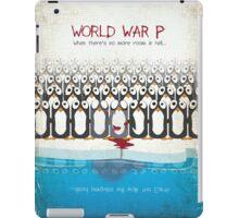 World War P iPad Case/Skin