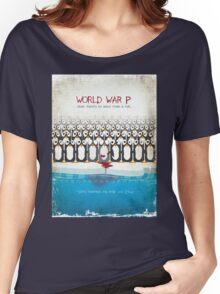 World War P Women's Relaxed Fit T-Shirt