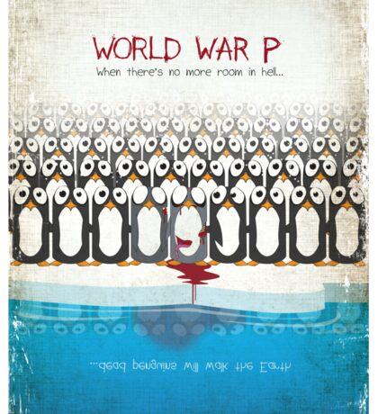 World War P Sticker