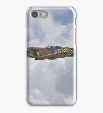 Spitfire - US Eagle Squadron iPhone Case/Skin