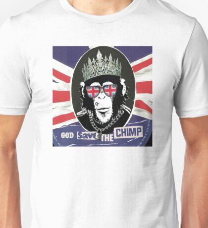 God Save The CoolChimp Unisex T-Shirt