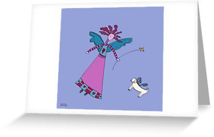 Silly Fairy by Monica Ellis