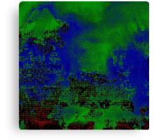 Map2 Canvas Print