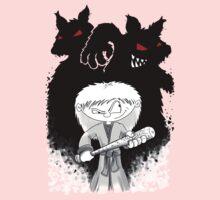 Jenny The Werewolf Hunter One Piece - Long Sleeve