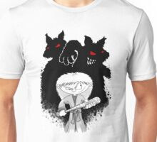 Jenny The Werewolf Hunter Unisex T-Shirt
