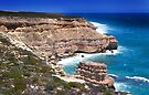 Kalbarri Coastal Cliffs - Western Australia  by EOS20