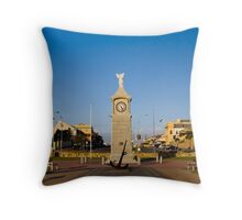 Semaphore Throw Pillow