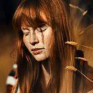 golden girl by LauraZalenga