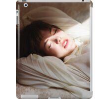 rest in light iPad Case/Skin