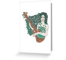 Dryad's Axe Greeting Card