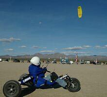 Kite Bugging by TJ Alexander