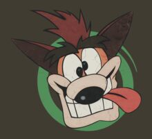 Crash Bandicoot - Classic PlayStation by Daniel J. Carville