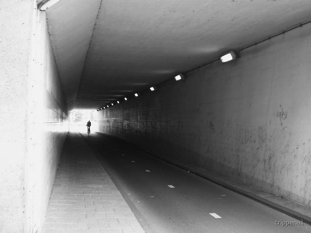 Tunnel by crippena1