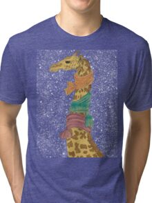 Wrap up! Tri-blend T-Shirt