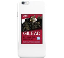 Visit Gilead (The Dark Tower) iPhone Case/Skin