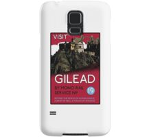 Visit Gilead (The Dark Tower) Samsung Galaxy Case/Skin
