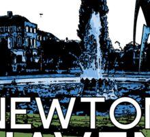 Visit Newton Haven (The World's End) Sticker
