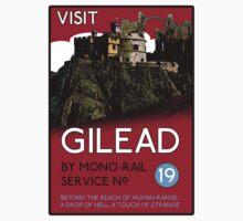 Visit Gilead (The Dark Tower) One Piece - Short Sleeve