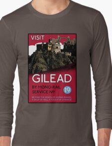 Visit Gilead (The Dark Tower) Long Sleeve T-Shirt