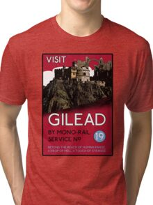 Visit Gilead (The Dark Tower) Tri-blend T-Shirt