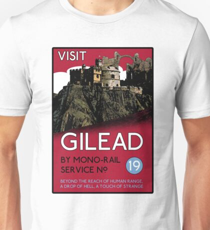 Visit Gilead (The Dark Tower) Unisex T-Shirt