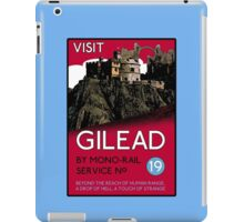 Visit Gilead (The Dark Tower) iPad Case/Skin