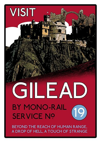 Visit Gilead (The Dark Tower) by Paulychilds