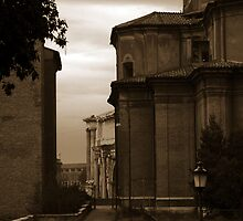 Ancient Rome by sefica