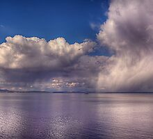 Blue Skies and a White Squall by James Hoffman