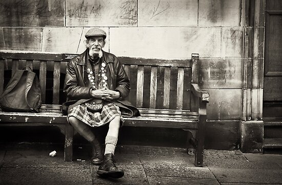 The Scotsman by Lasse Damgaard