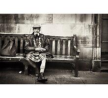 The Scotsman Photographic Print