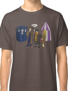 Smaller on the Outside Classic T-Shirt