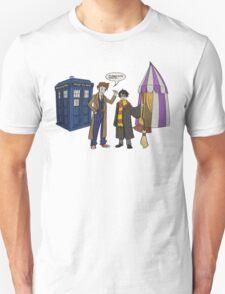 Smaller on the Outside Unisex T-Shirt