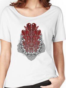 tribalheart 3-d Women's Relaxed Fit T-Shirt