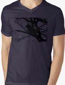 Magpie In the Grunge T-Shirt