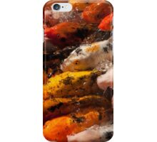 A frenzy of Fish iPhone Case/Skin