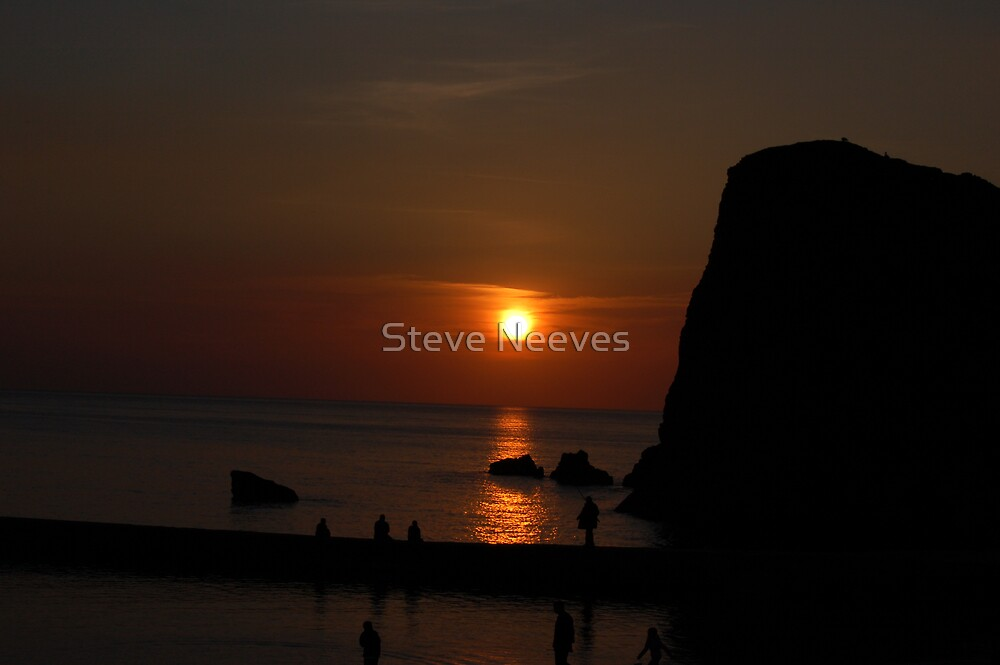 sunset by Steve Neeves