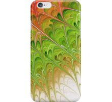 Green Folium iPhone Case/Skin