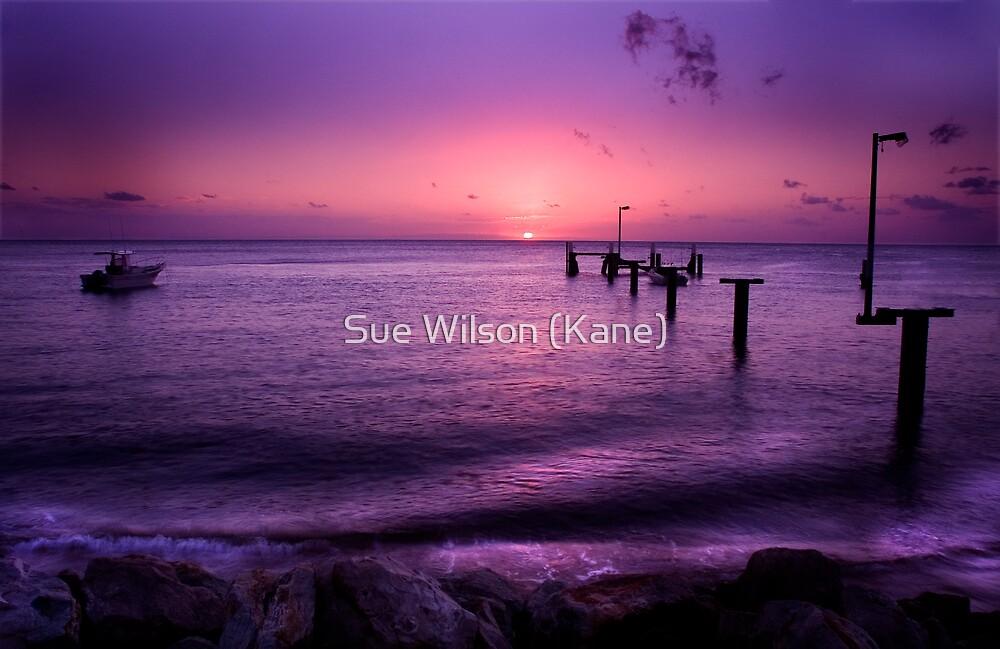 Glorious calm by Sue Wilson (Kane)