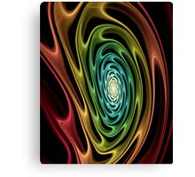 Reality Filter Canvas Print