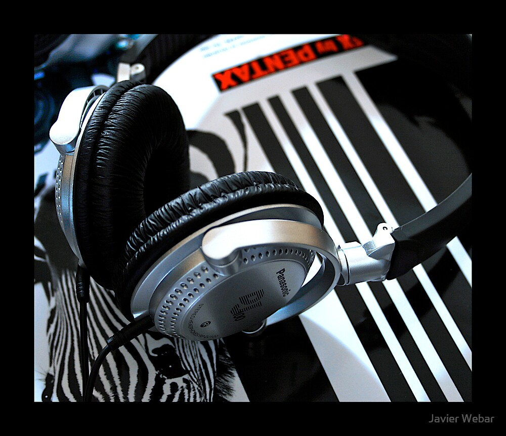 Music is Power by Javier Webar