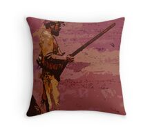 Bill Williams at Grand Canyon Throw Pillow